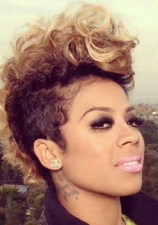Best 25 Keyshia Cole Ideas On Pinterest Curly Sew In Vixen