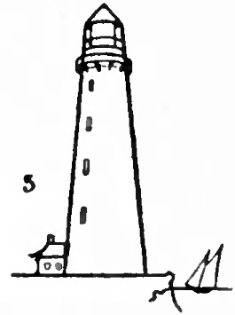 Step 05 lighthouses How to Draw Lighthouses with Easy