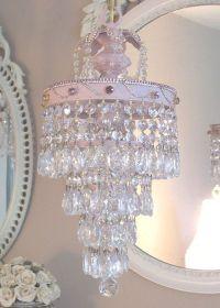 crystal chandelier for girls room  Roselawnlutheran