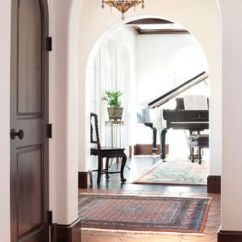Light Grey Walls White Trim Living Room Cottage Style Decorating Ideas 25+ Best About Dark Baseboards On Pinterest | ...