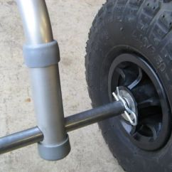 Walker Roller Chair Execution By Electric Granny D.i.y. Kayak Cart   Kayaks And Fishing Pinterest