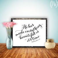 Best 25+ Christian wall art ideas on Pinterest   Scripture ...
