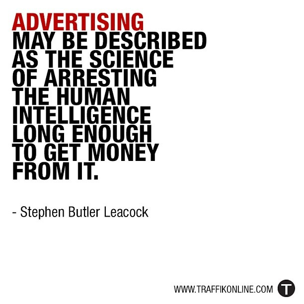17 Best images about Advertising Quotes on Pinterest