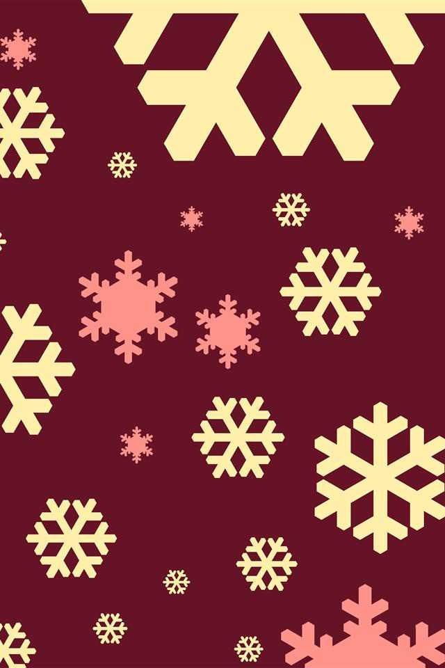 Custom Monogram Wallpaper For Iphone Christmas Wallpaper Patterns Pinterest Snowflakes
