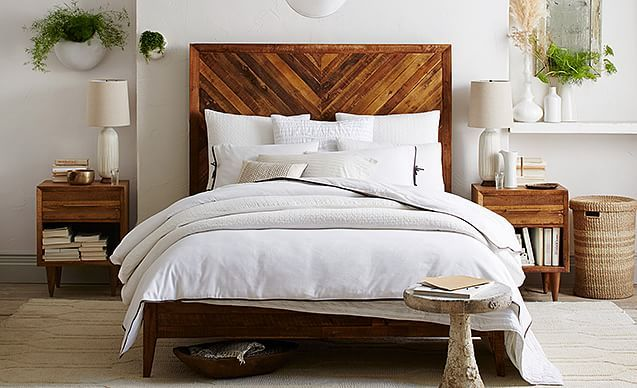 West Elm  BackToNature Bedroom nd Retrieved