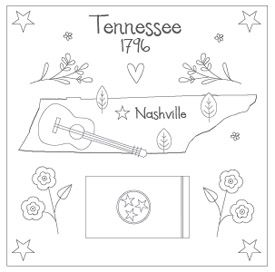 17 Best images about Tennessee quilt patterns on Pinterest