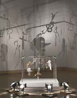 Christian Boltanski, Thtre dombres (Theatre of Shadows)