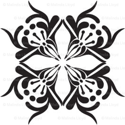 17 Best images about Hawaiian quilt blocks on Pinterest