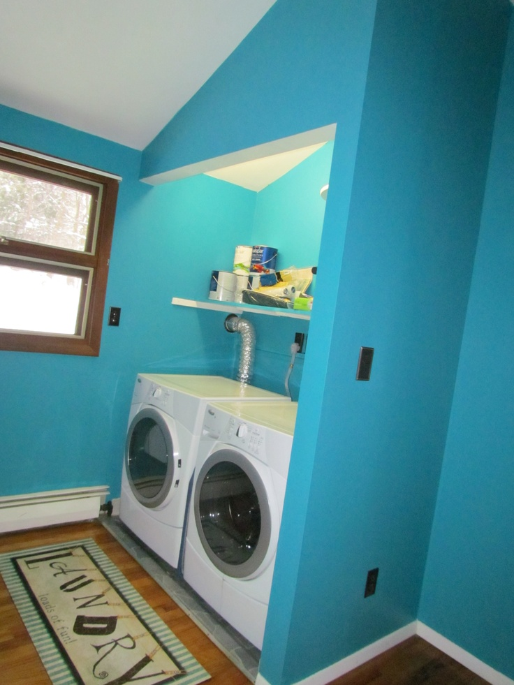 Laundry Room Painted In Valspar Catwalk My Projects