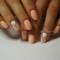 25+ best ideas about Peach Nails on Pinterest | Peach ...