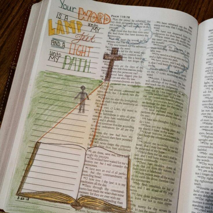 bible drawing