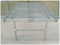 Rolling benches 2 | Greenhouse Tables | Pinterest | Chang ...
