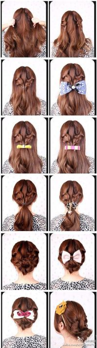 Best 25+ Simple Braid Styles ideas on Pinterest | Long ...