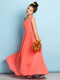 Junior Bridesmaid Dresses For 10 Year Olds