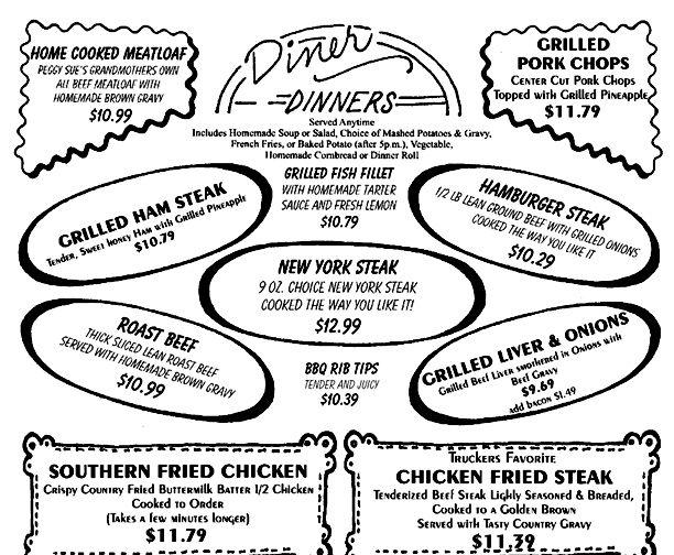 34 best images about vintage menus on Pinterest