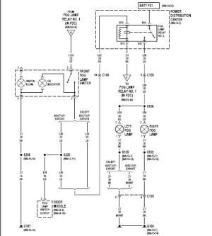 Fog Light Wiring Diagram | Automotive | Pinterest | Lights