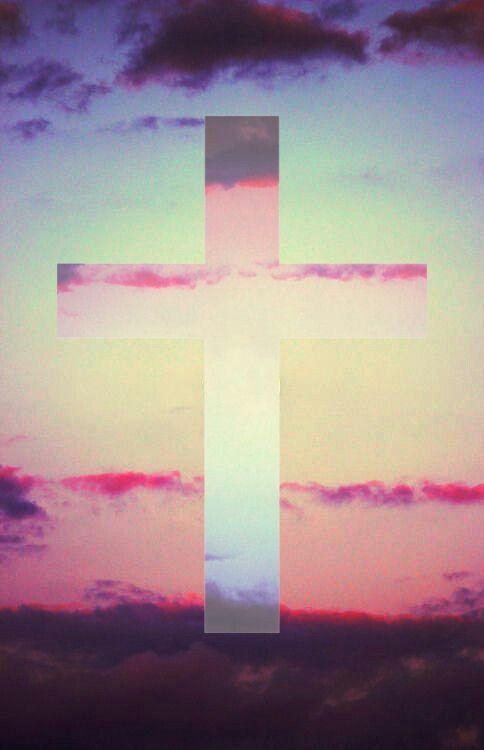 Cross WallpapersSunsets Rainbow  Wallpapers  Pinterest