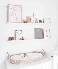 25+ best ideas about Nursery shelving on Pinterest