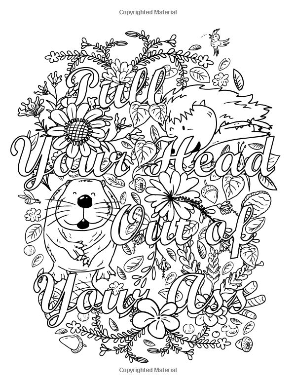 10 Best images about Words Coloring Pages for Adults on