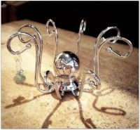 Seen on SilverInTheCity.com: Octopus Ring/Earring Holder ...