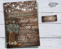 17 Best ideas about Western Bridal Showers on Pinterest ...
