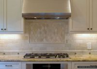 25+ best ideas about Travertine backsplash on Pinterest ...
