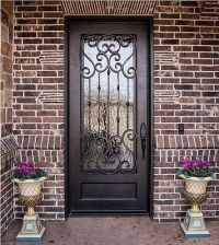 25+ best ideas about Iron doors on Pinterest | Wrought ...