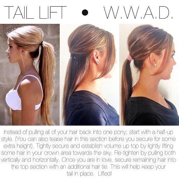 25 Best Ideas About Hair Bump Hairstyles On Pinterest Bump