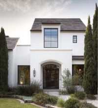 17 Best ideas about White Stucco House on Pinterest