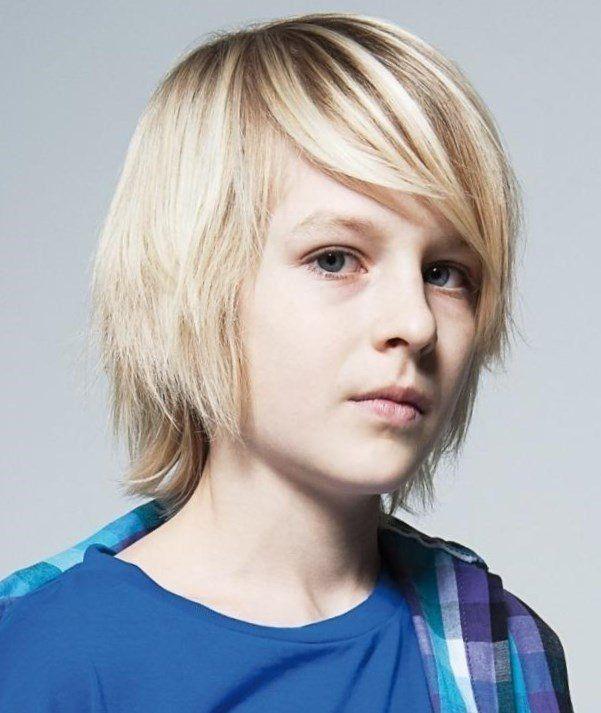 Die Besten 25 Lange Frisuren Für Jungen Ideen Auf Pinterest