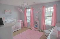 17 Best images about Baby Girl Nursery on Pinterest | Pink ...