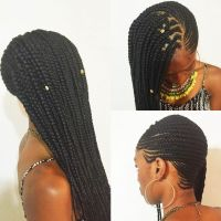 1376 best images about Braids With Natural Hair on ...