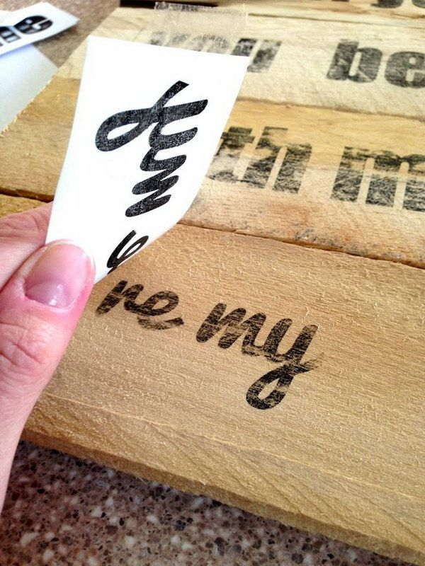 25 Best Ideas About Making Signs On Pinterest Wooden Signs With