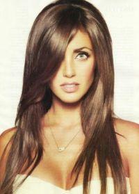 Beautiful Brown Hair Color    Health & beauty ...