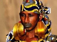148 Best Fulani Earrings Images On Pinterest World