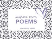 14 best images about Religious Funeral Poems on Pinterest