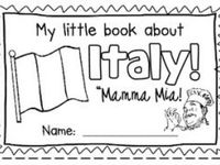 17+ best images about Preschool Italy Theme on Pinterest