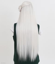 fashion hair and makeup on pinterest white hair rocker chick and silver hair colors