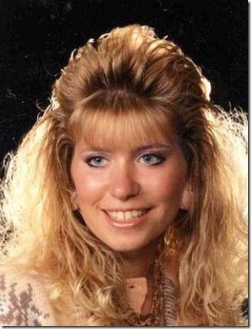80s Curled Bangs 80s Hair Pinterest Then Lady And Bangs