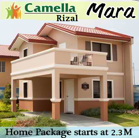 Camella Altea Model Houses House And Home Design Also Rizal Has Full Range  Of Lot Selections