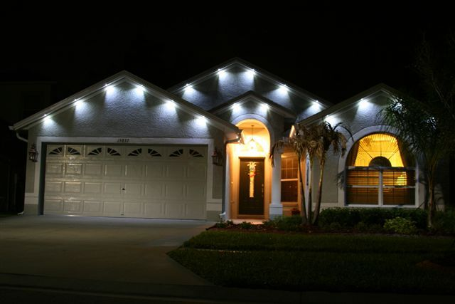 Outdoor Soffit Lighting Outdoor Lighting Pinterest Outdoor