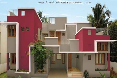 Exterior Paint Color Combinations For Comercial Buildings