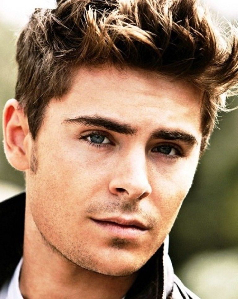 Cool Messy Hairstyles For Men MEN HAIRSTYLES Pinterest