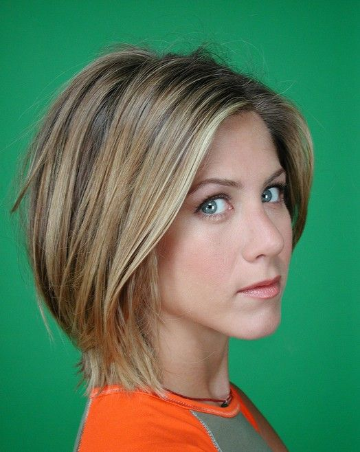 Easy Daily Short Haircut For Women Sleek Bob Cut Jennifer