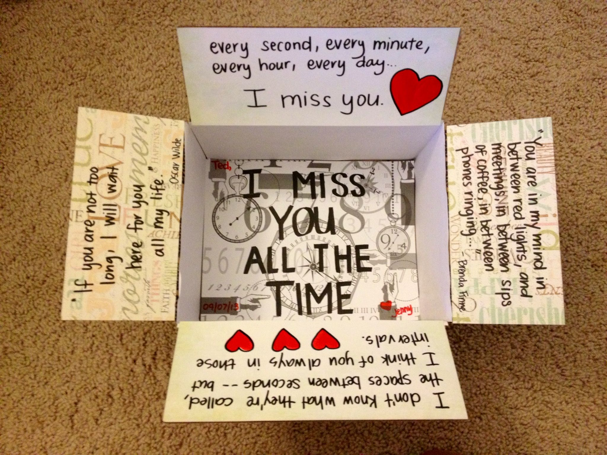 Sweet Monthsary Message