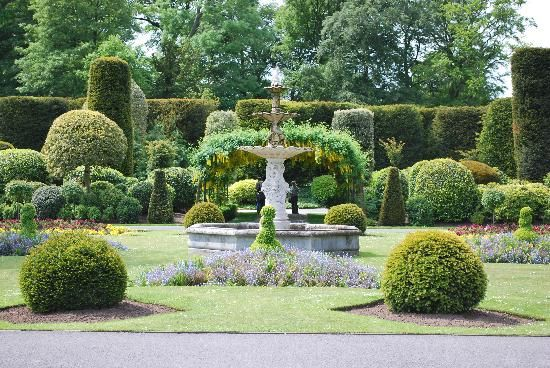 Brodsworth Formal Garden Via Tripadvisor Le Jardin Pinterest