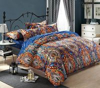 Cliab Moroccan Bedding Bohemian Bedding Sets Queen ...