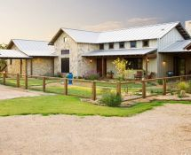 Texas Ranch Style Home House Plans
