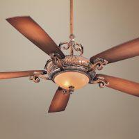 "56"" Minka Aire Napoli Tuscan Patina Ceiling Fan ..."