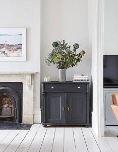 Little black cupboard love also home pinterest paint colors rh